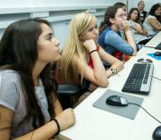 עשרות תלמידות מצטיינות בלימודי הטכנולוגיה והמדעים סיימו בהצלחה מחנה הקיץ בתחום הסייבר