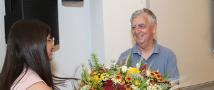 הענקת אות הנשיא לפרופ' ינקלביץ
